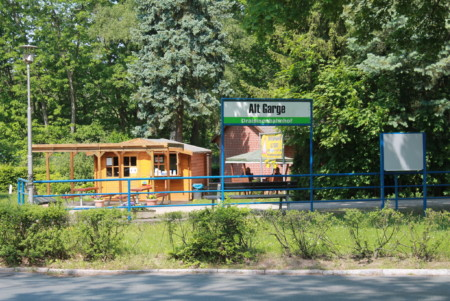 Bahnhof Alt Garge
